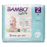 Bambo Nature Luier - Mini - maat 2 30 stuks