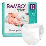 Bambo Nature Luiers - Prematuur - maat 0 24 stuks