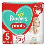Baby-dry Pants Luiers Maat 5, 37 Slipjes
