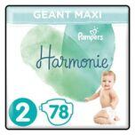 Harmonie Maat 2, 78 Luiers