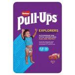 Pull-ups Babyjongensluiers - Maat 4 - 9 Tot 18 Maanden - 8 Tot 12 Kg - Pak Met 36 Luiers