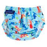 Konfidence Zwemluier Aquanappy Junior Lichtblauw One-size