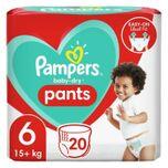 Baby-dry Pants Luiers Maat 6, 20 Slipjes