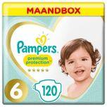Premium Protection Luiers Maat 6 - 120 Stuks Maandbox