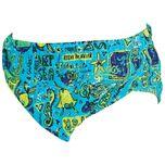 Zoggs Verstelbare Zwemluier Deep Sea Jongens Blauw Maat 62-92