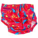 Konfidence Zwemluier Aquanappy Junior Roze One-size