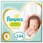 Premium Protection 0 - 144 Luiers Maandbox
