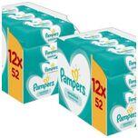 Sensitive Babydoekjes 24 Verpakkingen = 1248 Doekjes