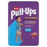 Pull-ups Babyjongensluiers - Maat 5 - 1 Tot 3 Jaar - 12 Tot 17 Kg - Pak Met 34 Luiers