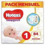 Pasgeboren (Pasgeborenen) Babyluiers Unisex X84 Maat 1