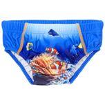 Zwemluier Koraal Uv-werend Blauw Jongens Mt 74/80
