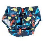 Konfidence Zwemluier Aquanappy Junior Blauw One-size