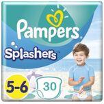 Splashers Pants Maat 5/6 -30 Zwemluiers