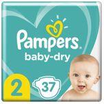 Baby Dry maat 2 mini (3-6kg) 37 stuks