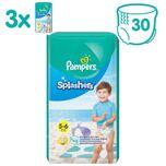 Splashers Wegwerpbare Zwemluiers - Maat 5-6 (14+ kg) - 30 stuks - Voordeelverpakking
