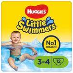 Little Swimmers Maat 3/4 (7-15 kg) - Zwemluiers - 36 Stuks