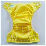 One Size Luierbroekje geel