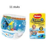Zwemluiers, 5-6 jaar, 12-18kg (26-40lb) x11 stuks, zwembroekjes voor kinderen, baby zwembroek