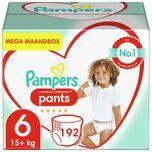 Premium Protection Pants - Maat 6 - Mega Maandbox - 192 luierbroekjes