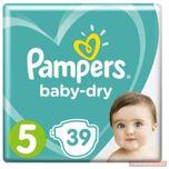 Baby Dry Luiers - Maat 5 39 stuks