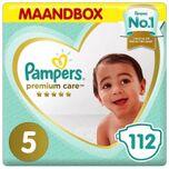 Premium Care - Maat 5 - Maandbox - 112 luiers