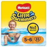 Little Swimmers - zwemluiers - maat 5/6 - (12 tot 18 kg) - voordeelverpakking