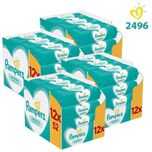Baby Wipes Sensitive - 48x52 doekjes 2496 stuks