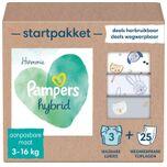 Harmonie Hybrid - Startpakket - Wasbare Luiers Voor Baby's