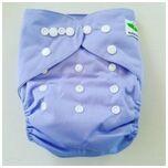 OS15 One Size Pocket luier lila