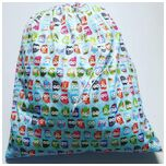 Wetbag uil blauw