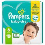 Baby Dry Luiers Maat 6 - 27 Luiers