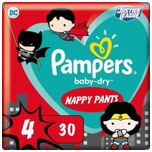 Pants Baby Dry - Luierbroekjes - Maat 4 - Maxi - 9-15kg - Limited Edition (30 st)