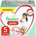 Premium Protection Pants - Maat 5 - Maandbox - 136 luierbroekjes