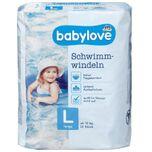 Baby zwemluiers Maat L (5) , vanaf 12 kg, 12 stuks