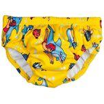 Zwemluier Junior Slipvorm Geel Maat S