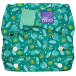 Miosolo All-In-One Reusable Nappy - Hummingbird