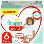 Premium Protection Pants - Maat 6 - Maandbox - 128 luierbroekjes