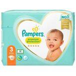 Premium Newborn - Maat 3 - Voor Baby's Tussen 6-10kg - 12U Droog - 35