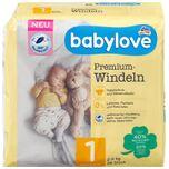 Premium luiers voor pasgeborene - maat 1 - 2-5 kg (28 stuks)