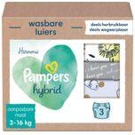 Harmonie Hybrid - Wasbare Luiers Voor Baby's - 3 Wasbare Luiers
