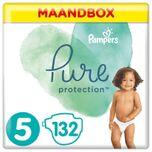 Pure Protection Luiers - Maat 5 (+11 kg) - 132 stuks - Maandbox