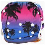 Wasbare Zwemluier Groot Palmboom