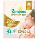 Premium Care Baby Luiers Maat 1 - 22 luiers