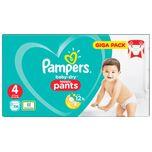 Baby Dry Nappy Pants - Maat 4 (9-15kg) - 108 Luierbroekjes