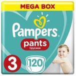 Baby Dry Pants Maat 3 - 120 Luierbroekjes Voordeelverpakking