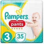 Premium Protection Pants Maat 3 – 35 Luierbroekjes