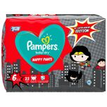 Pants Baby Dry - Luierbroekjes - Maat 6 - Extra Large -15+kg - Limited Edition - 22 St