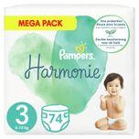 2x Harmonie Luiers Maat 3 (6-10kg) 74 stuks