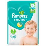 Baby Dry Gr.7 Extra Large (15+kg) 24 St