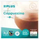 PLUS Koffiecapsules Cappuccino fairtrade